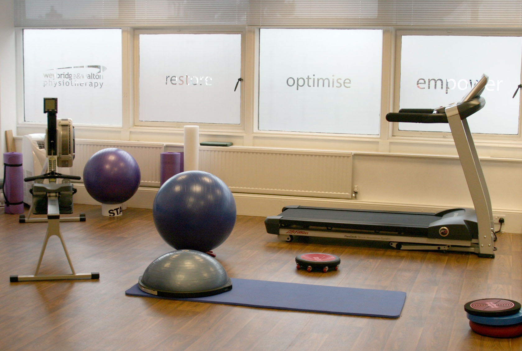 Our Clinical Rehab Gym cover image